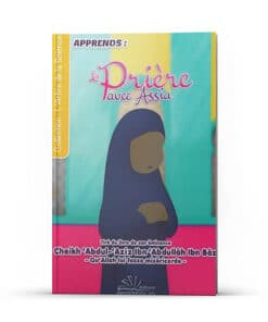 Apprends la prière avec Assia | 38 pages | Éditions Portfolio